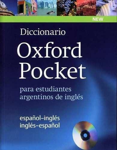 Oxford Pocket P/ Estudiantes Argentinos De Ingles + Cd Nuevo