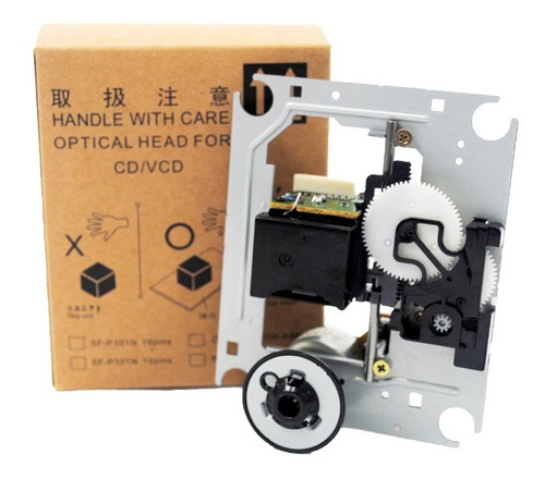 Unidade Óptica Sfp-101n 15p C/ Mecanismo Original- Raridade