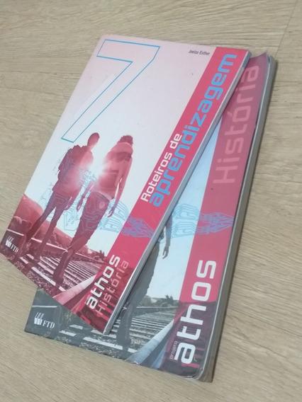 Projeto Athos História 7º Ano + Roteiros