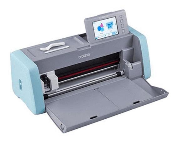 Máquina Recorte C/ Scanner Scancut Sdx125 Brother