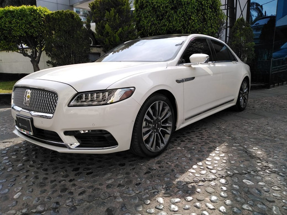 Lincoln Continental 3.0 Ecoboost 2018