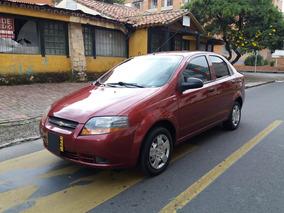 Chevrolet Aveo 1600 2010