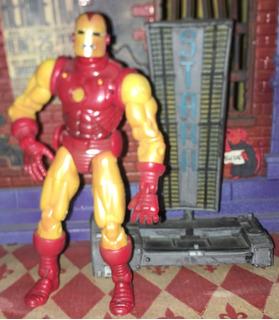 Iron Man Marvel Legends Toy Biz