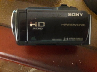 Vendo Camara De Video Sony - Negociable