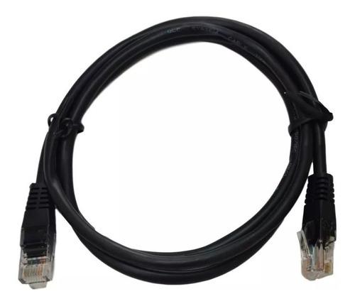 Patchcord Utp 0.6 Metros Cat 5e Cable De Red Rj45