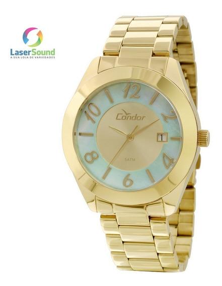 Relógio Condor Feminino Co2115te/4b, C/ Garantia E Nf