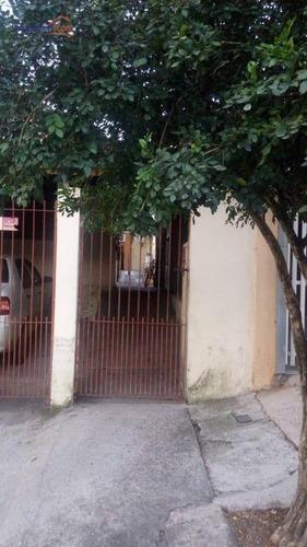Casa Com 3 Dormitórios À Venda, 200 M² Por R$ 550.000,00 - Jardim Alvorada - São José Dos Campos/sp - Ca2993