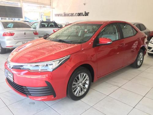Toyota Corolla 1.8 Gli Upper 2019 Automatico Unico Dono