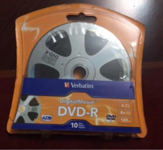Dvd Verbatim Virgen! Edición Especial De Gran Calidad.
