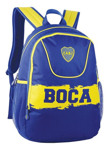 Mochila Solci Boca Juniors