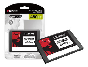 Hd Servidor Ssd 480gb Kingston Dc500r 2,5 Sedc500r/480g