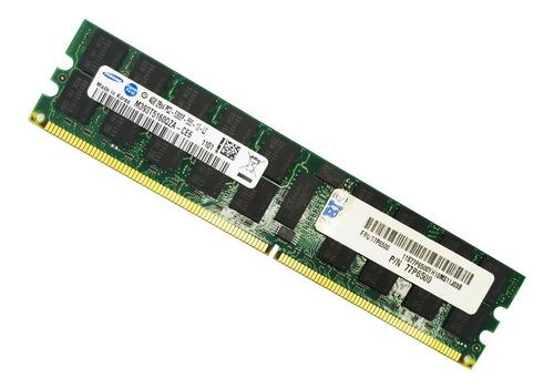 Imagem 1 de 1 de Memoria Samsung Pc2-5300p-555-12-l0 4gb 2rx4