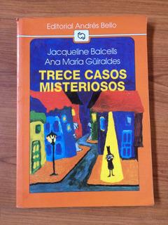 Libro Trece Casos Misteriosos