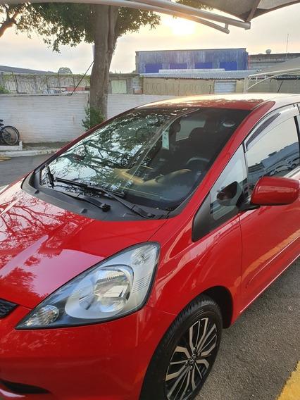 Honda Fit 1.4 Dx Flex 5p 2012