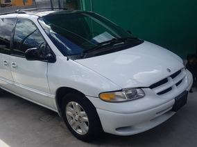 Dodge Caravan Flamante 3 Filas De Asientos 0998761434 Dueño