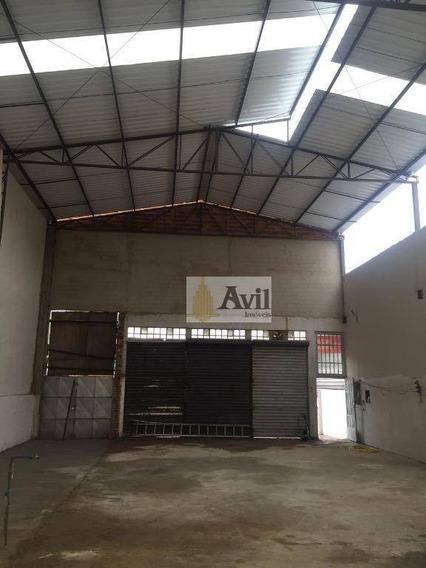 Galpão À Venda, 430 M² Por R$ 3.000.000 - Vila Gomes Cardim - São Paulo/sp - Ga0113
