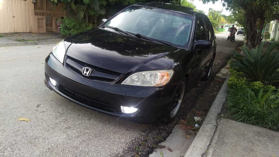 Honda Civic Ex 2005 Special Edition Sedan, Version Americana