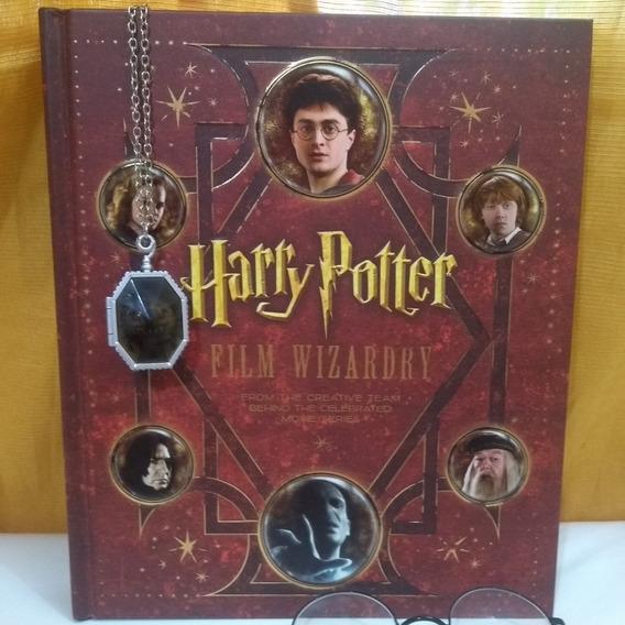 Harry Potter: Film Wizardry (a Magia Do Cinema) + Brinde