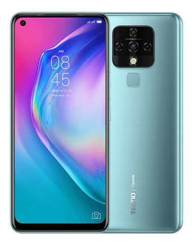 Telefono Tecno Camon 16 Se  6 Gb Ram 128 Gb Azul