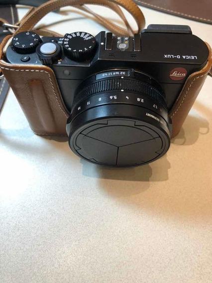 Câmera Digital Leica D-lux Typ 109 Em Estado De Novo