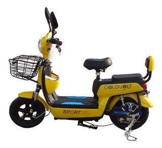 Moto Electrica Golovolt Modelo Z2