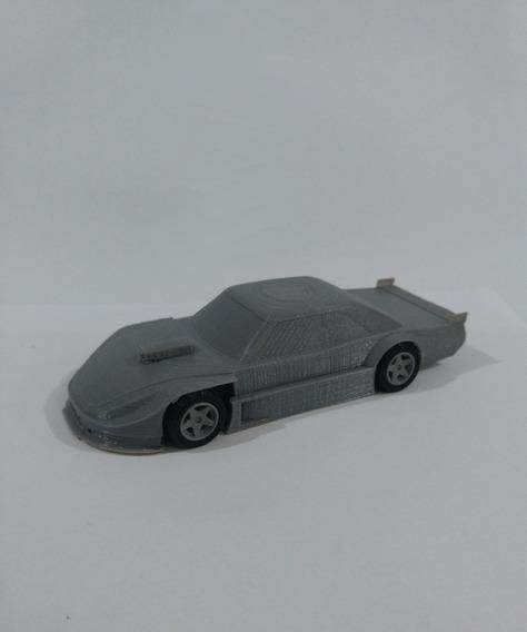 Stl Autos De Tc Para Impresión 3d