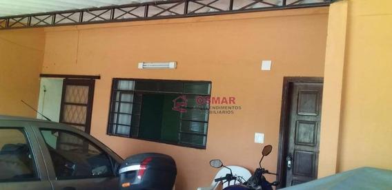 Casa Com 2 Dormitórios À Venda, 100 M² Por R$ 260.000,00 - Jardim João Paulo Ii - Sumaré/sp - Ca1010