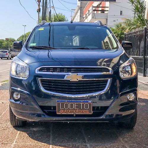 Chevrolet Spin 1.8 Ltz 5as 2018 Anticipo