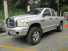 Dodge Ram Pick-up 1500 Slt Quad Cab. 4x4 - Sincronico