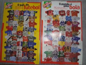 O Pais Do Futebol 100 Camisetas De Times