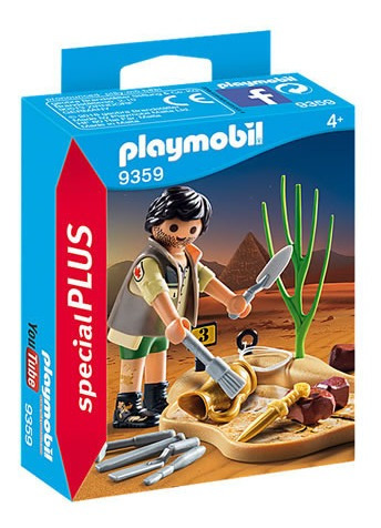 Excavación Arqueológica Special Plus Playmobil 9359
