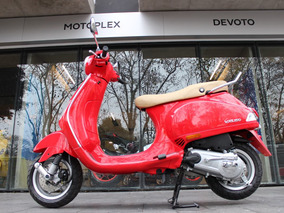 Vespa Vxl 150 0km Roja Motoplex