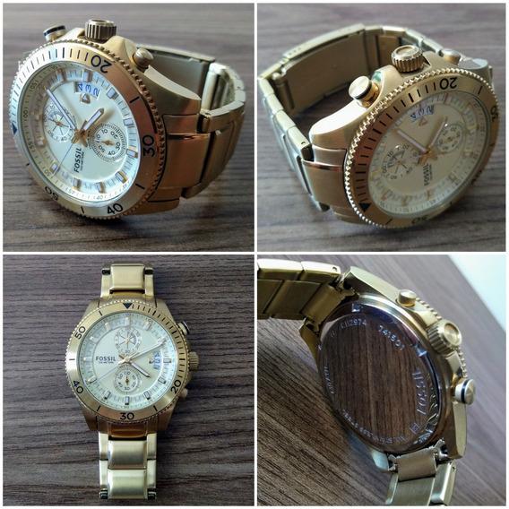 Relógio Original Fossil Ch2974/4dn