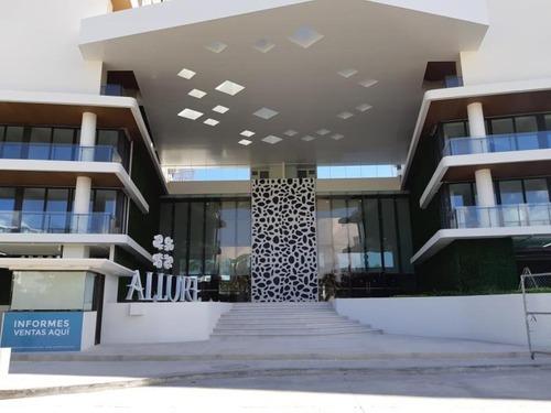 Departamento En Venta En Allure Puerto Cancun