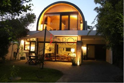 Casa En Mansa, 4 Dormitorios Con Parrillero Y Piscina-ref:32896