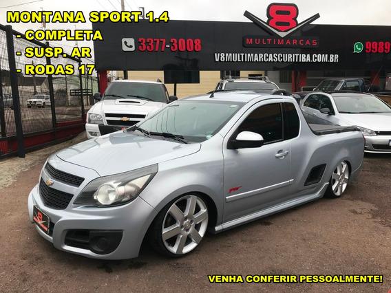 Montana Sport Completa 1.4 Susp Ar (n Saveiro Strada Hornet)