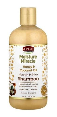 Imagen 1 de 1 de African Pride Moisture Miracle Shampoo - mL a $105