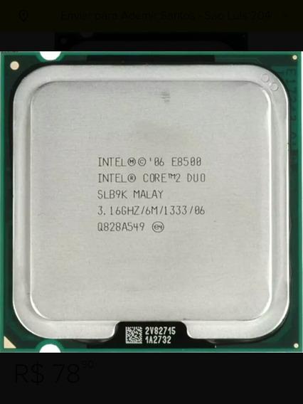 Processador Pc Core 2 Duo