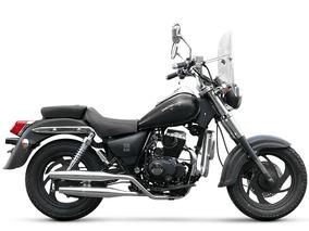 Zanella Custom 150 0km 2019 Rbk Motos