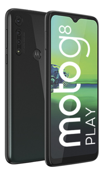 Motorola Moto G8 Play Negro 32gb Rom 2gb Ram