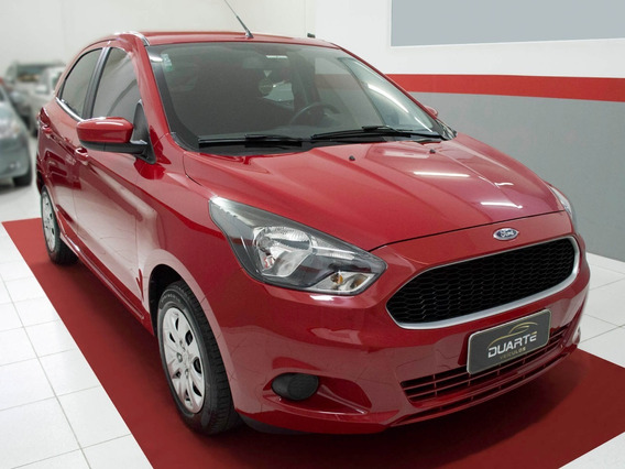 Ford Ka 2016 1.0 Se Manual - Impecável