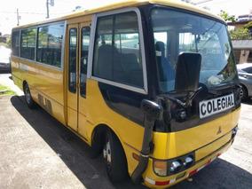 Bus Mitsubishi Rosa, 30 Pasajeros, A/c,año 1999,bien Cuidado