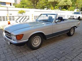 Mercedes Benz 500 Sl 1981 Conversivel
