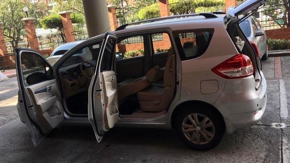 Suzuki Ertiga-motor 1.4-color Plata-2019-5 Puertas