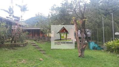 Chácara Com 9 Dormitórios À Venda, 24000 M² Por R$ 700.000 - Banqueta (cunhambebe) - Angra Dos Reis/rj - Ch0007