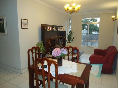 Apartamento  Com 3 Dormitório(s) Localizado(a) No Bairro Gonzaga Em Santos / Santos  - 5970