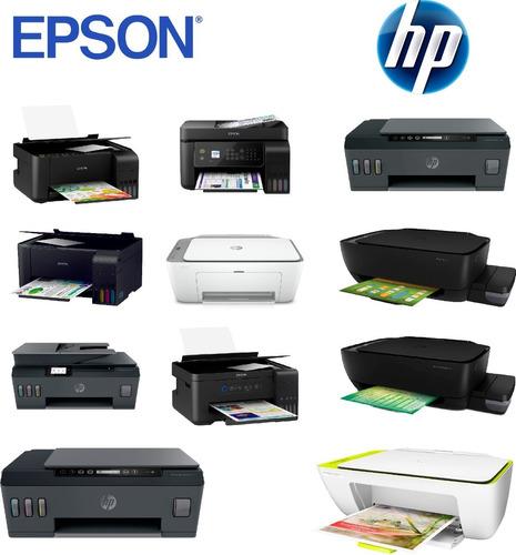 Impresora Epson Hp Multifunción L3110 /l5190/ 2775/ 500/ 530