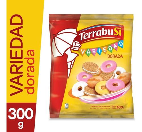 Galletitas Terrabusi Variedad Dorada 300grs