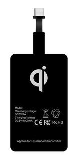 Adaptador Tipo Type-c Universal Sem Fio Wireless Qi- Pro