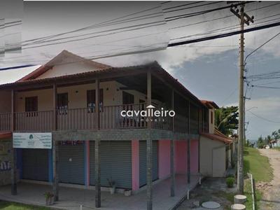 Casa Residencial À Venda, Zacarias, Maricá. - Ca3077